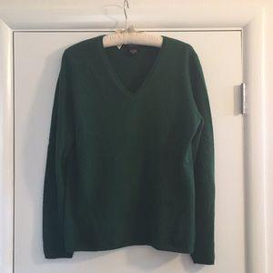 L&T cashmere sweater